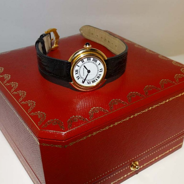 Cartier Vendome Ladies