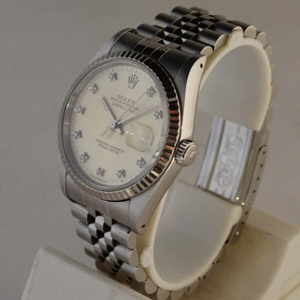 Rolex Diamond DateJust