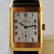 JLC Reverso in Rose Gold