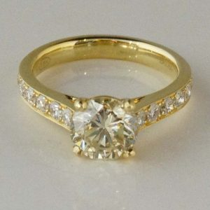 2.02ct Diamond Ring