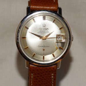 Omega Constellation Pie Pan Dial
