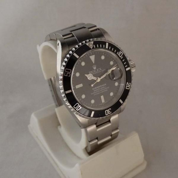 Rolex Submariner Ref:16610