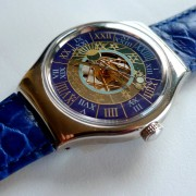 Swatch Tresor Magique Platinum