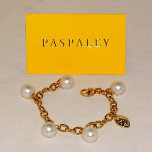 Paspaley Pearl Chain Bracelet