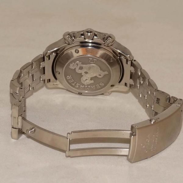 Omega Seamaster Chronograph
