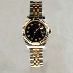 Rolex Ladies Diamond set DateJust