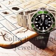 "Rolex Submariner ""Kermit"""