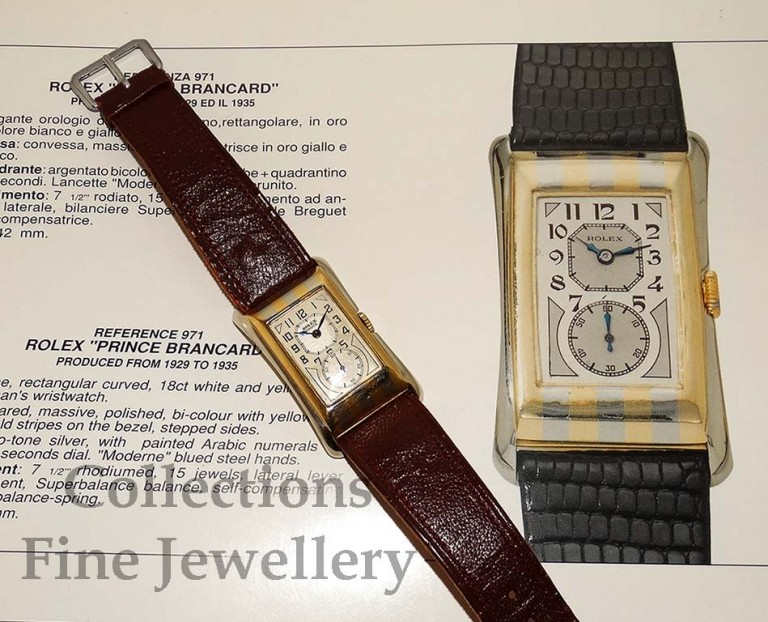 Rolex Prince Brancard