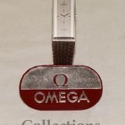 Ladies Omega 18ct White Gold