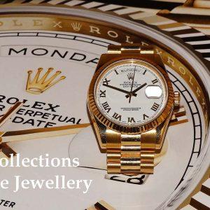 Rolex Gents Gold President