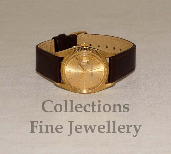 Rolex 18ct Perpetual Date