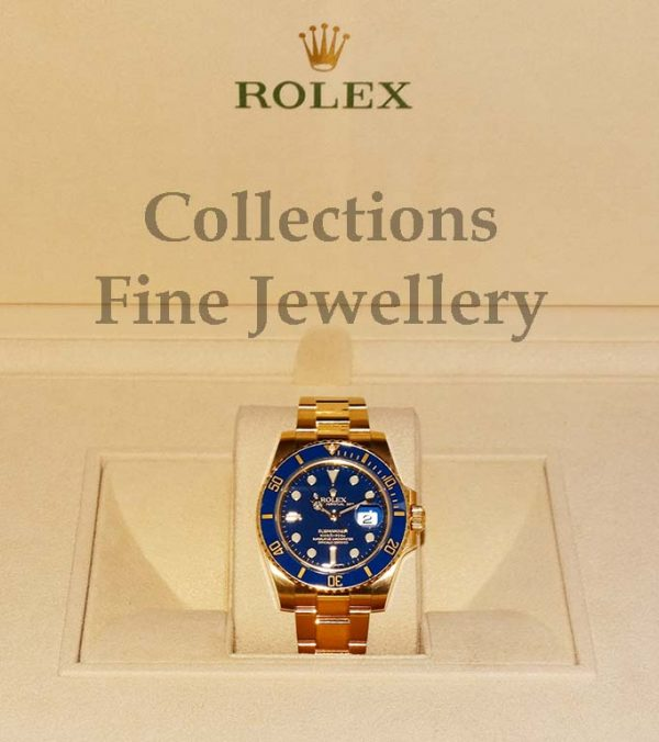 Rolex Submariner 18ct